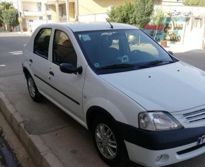 ال 90 پارس خودرویی مدل 95 سفید