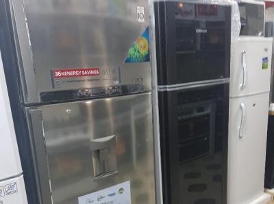 انواع یخچال در سایزو برنند مختلف