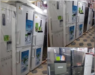 -فروش یخچال و فریزر های با کیفیت و گرید انرژی A+