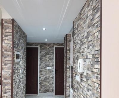 منزل نوساز شیک سه واحدی در شهرک گلستان شمالی