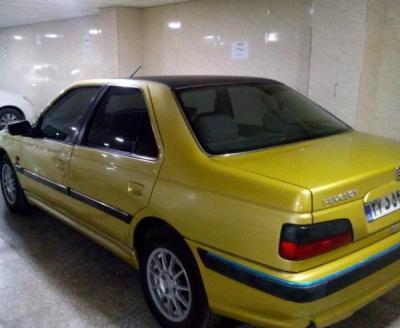 پارس موتور زانتیا 85